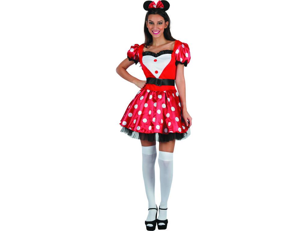 Costume Topolina Donna L