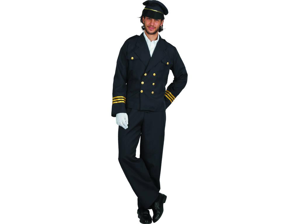 Disfraz Piloto Hombre Talla M