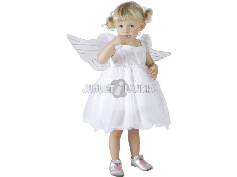 Costume Angelo Bebè S
