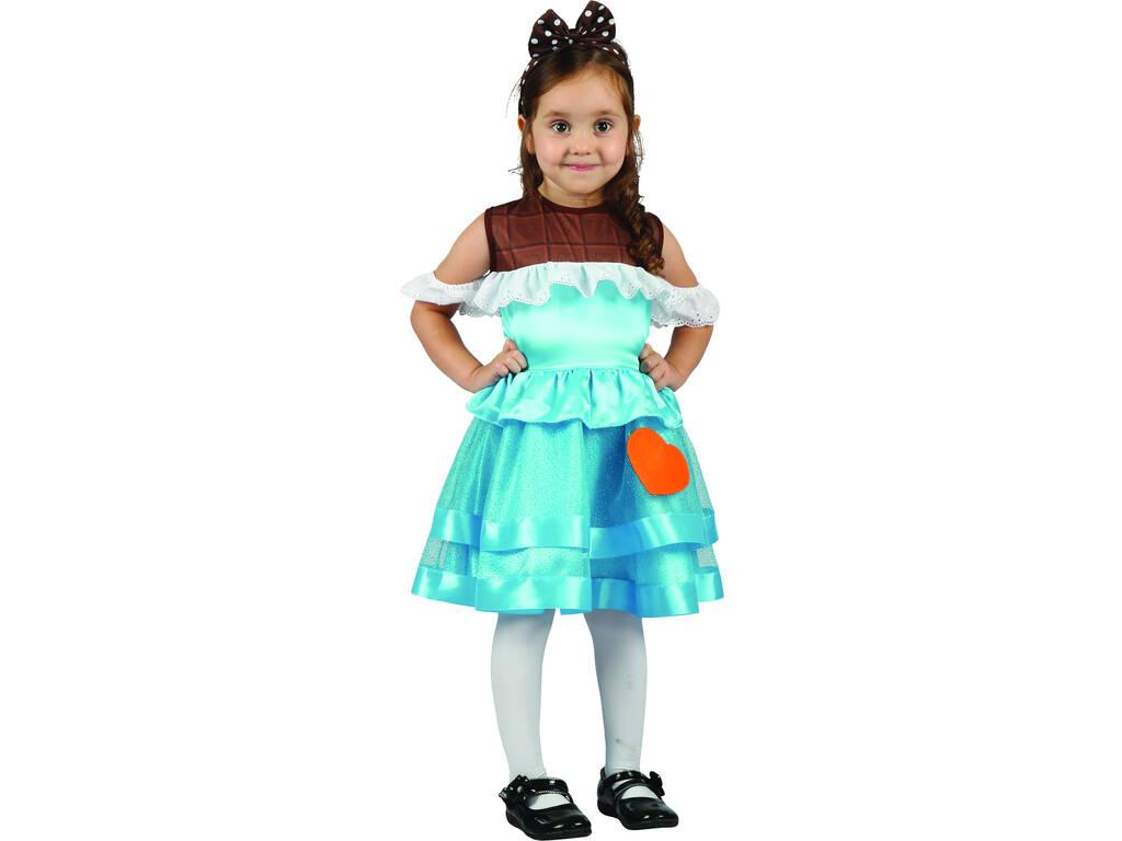 Costume Cioccolato Bebè S