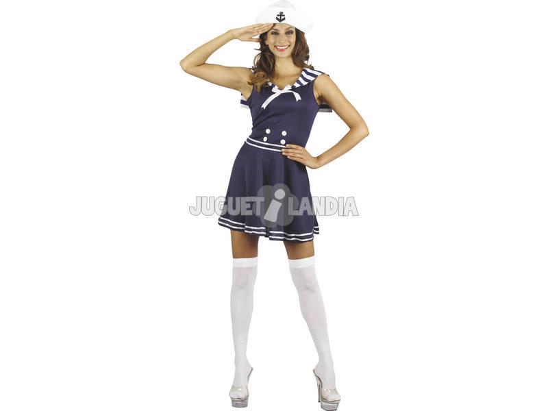 Disfraz Marinera Mujer Talla S