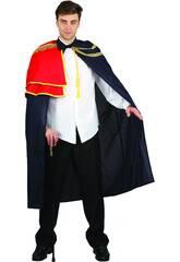 imagen Disfraz Capa de Príncipe Hombre Talla L