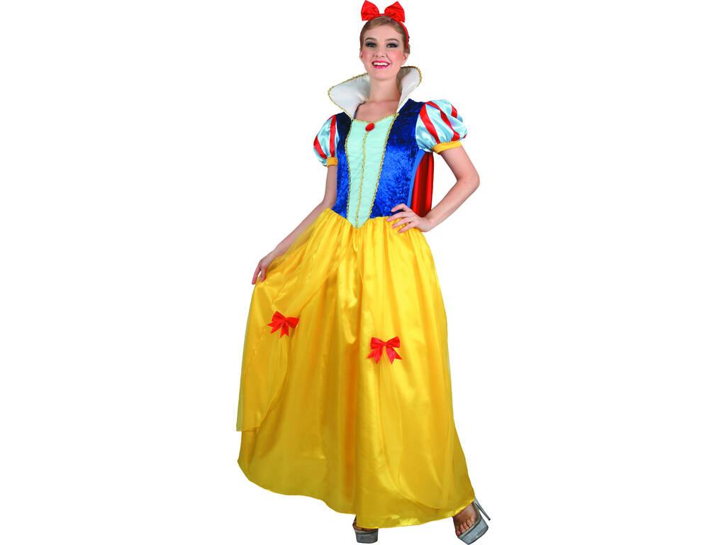 Disfraz Princesa de las Nieves Mujer Talla L