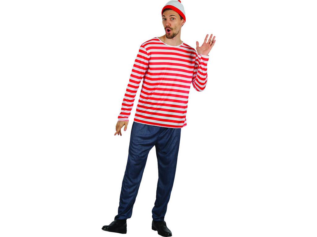 Disfraz Perdido Hombre Talla M