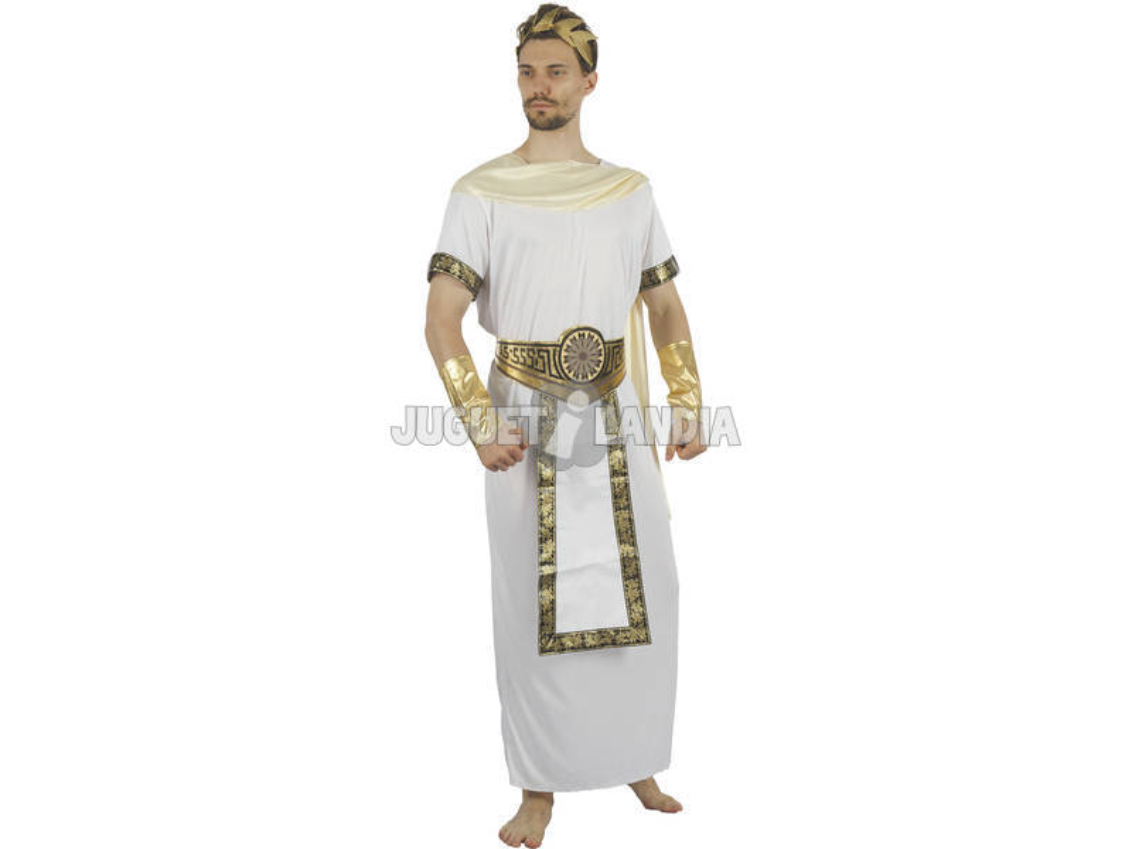 Disfraz Dios Griego Hombre Talla M