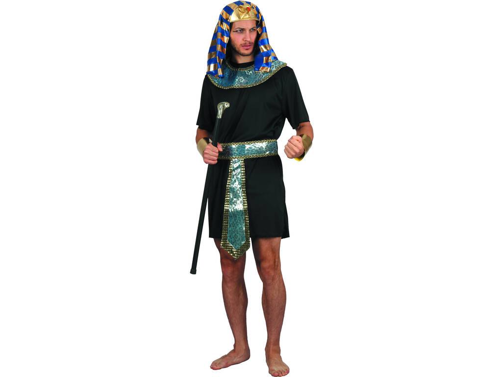 Disfarce Egipcio Homem Tamanho L