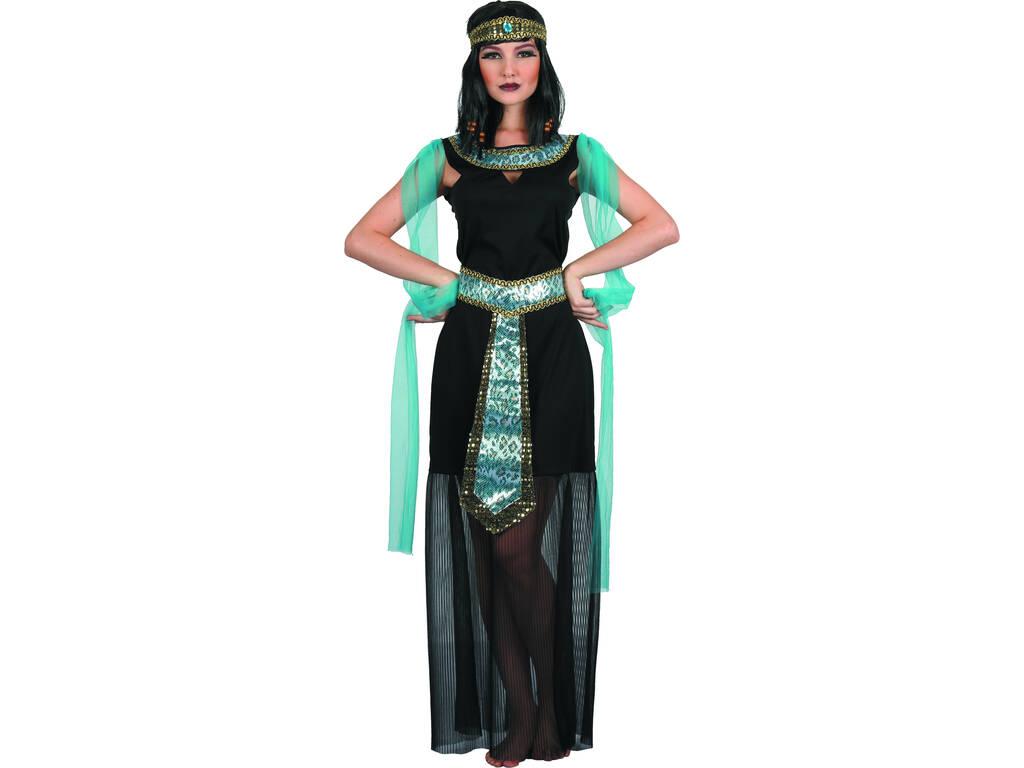 Disfarce Egípcia Mulher Tamanho S