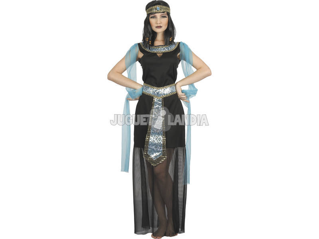 Disfarce Egípcia Mulher Tamanho M