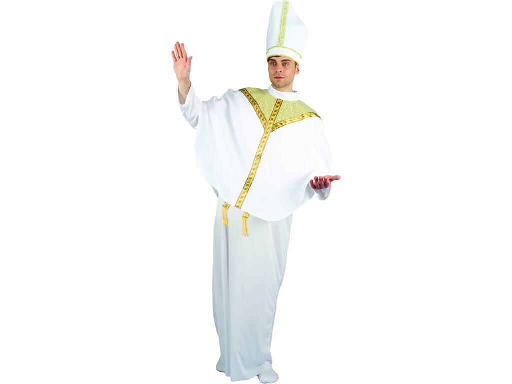 Disfarce Bispo Homem Tamanho M