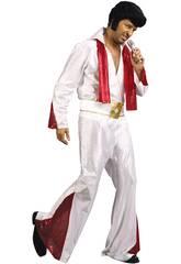 Disfraz Estrella de Rock Hombre Talla L