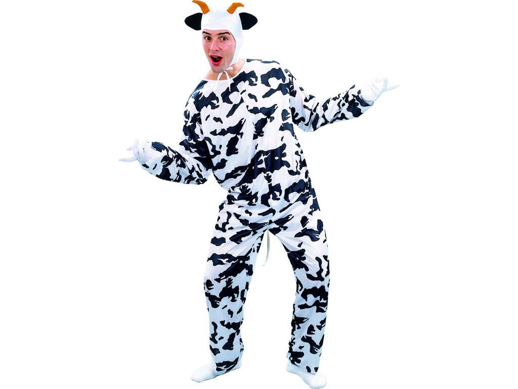 Disfarce Vaca Homem Tamanho M