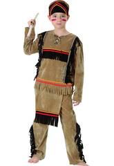 Kostüm Indianer Junge Größe M