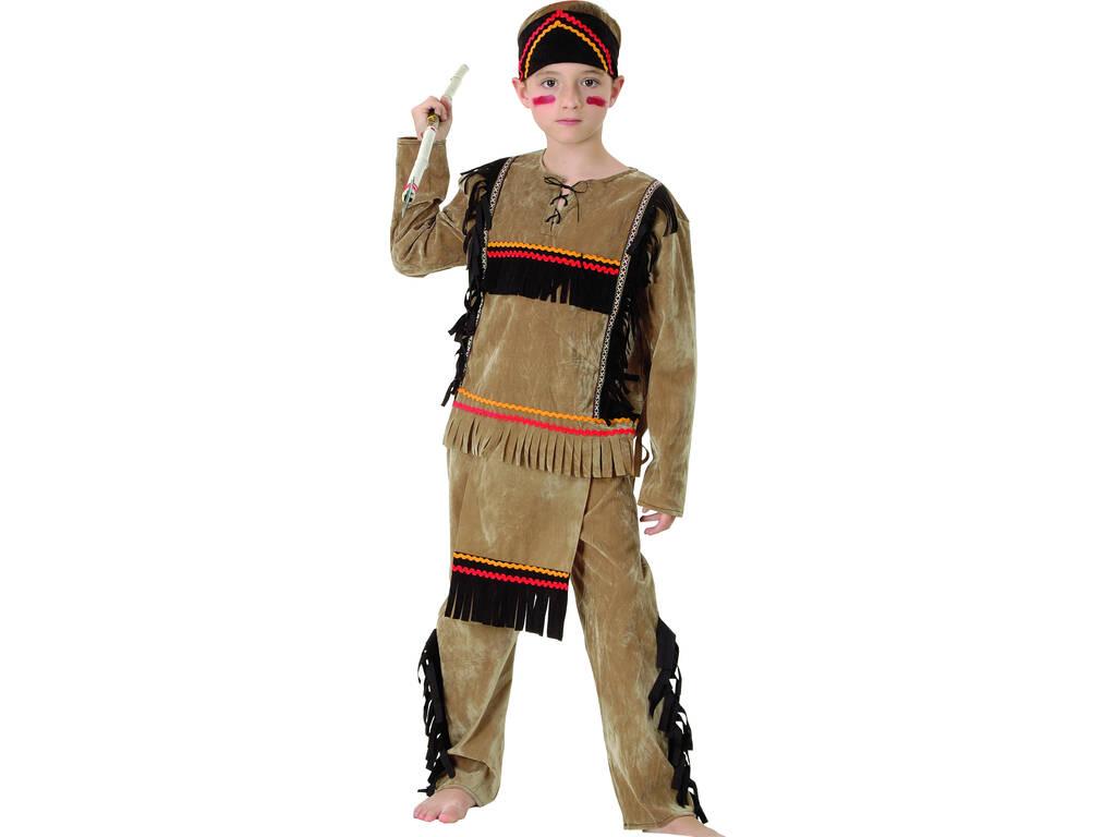 Disfraz Indio Niño Talla L