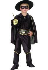 imagen Disfraz Bandido Niño Talla M