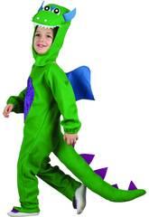 Disfraz Dragón Bebé Talla S