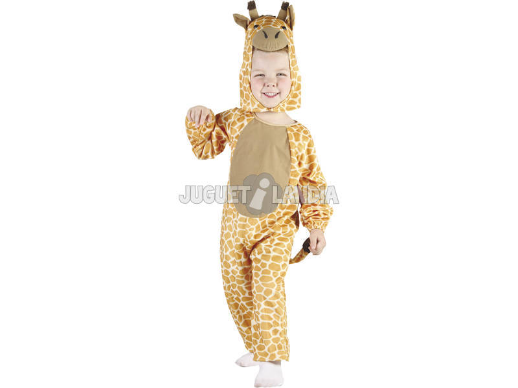 Costume Giraffa Bebè S