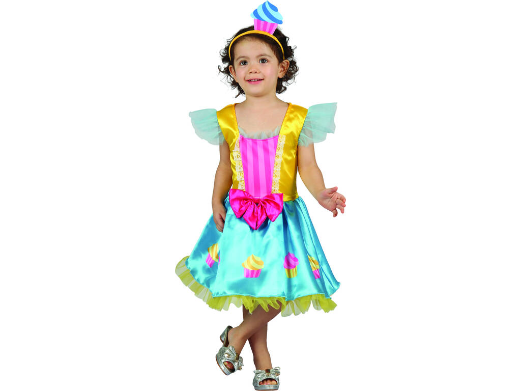 Costume Cupcake Bebè S