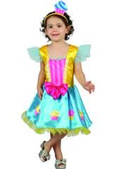 Kostüm Cupcake Baby Größe M