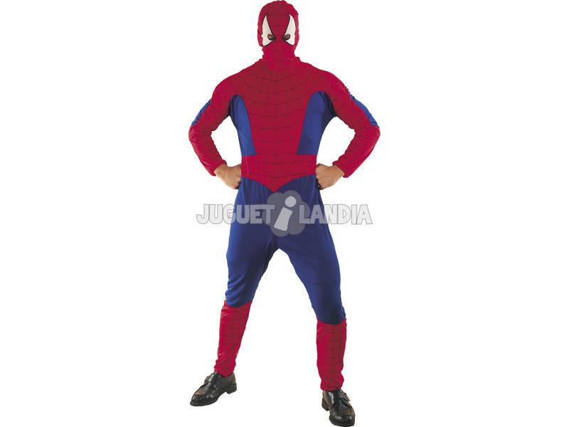 Costume Eroe Ragno Uomo L