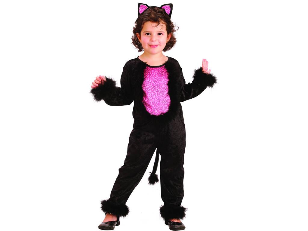 Disfraz Gatita Bebé Talla M