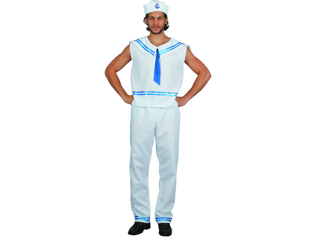 Costume Marinaio Uomo M