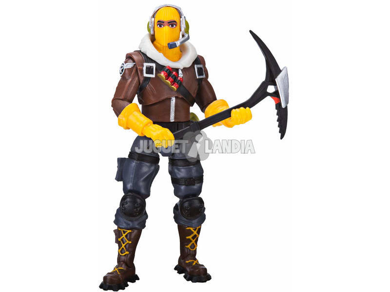 Fortnite Figura Solo Mode Raptor 10 cm
