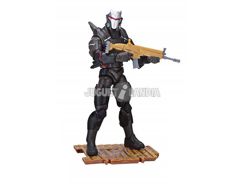 Fortnite Figura Early Game Survival Kit Omega 10 cm