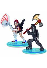 Fortnite Pack 2 Figurines 5 cm.