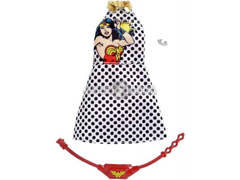 68d0ba0b2 Barbie Moda Hello Kitty Mattel FKR66 - Juguetilandia