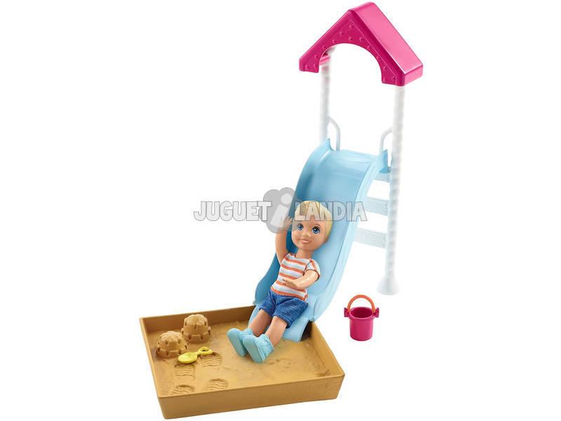 Barbie Acessório Babysystter Mattel FXG94