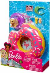 Barbie Set Outdoor Möbel Mattel FXG37