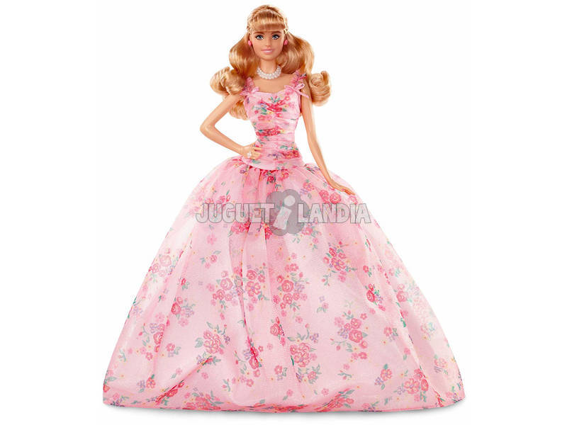 Barbie Colección Feliz Cumpleaños Mattel FXC76
