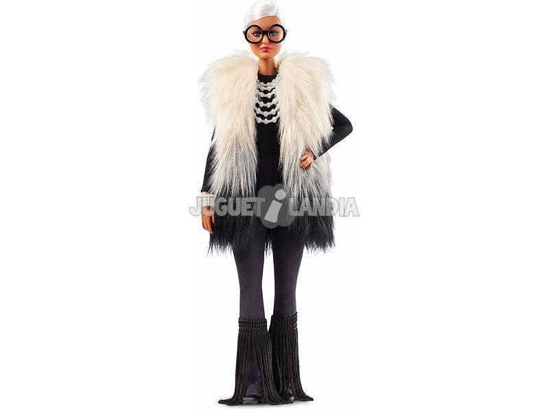 Barbie Colección Styled By Iris Apfel Mattel FWJ27