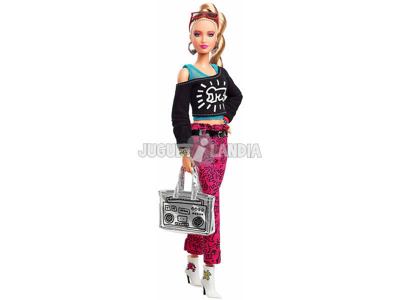 Barbie Collector Keith Haring Mattel FXD87