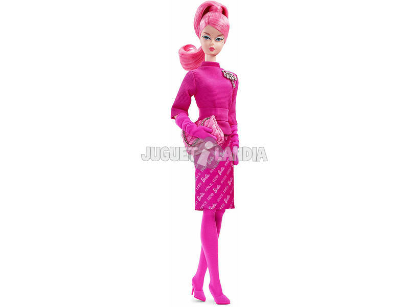 Barbie Coleção Orgulhosamente Rosa Mattel FXD50
