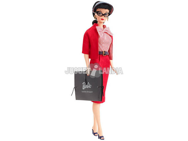 Barbie Colección Busy Gal Vintage Reproduction Mattel FXF26