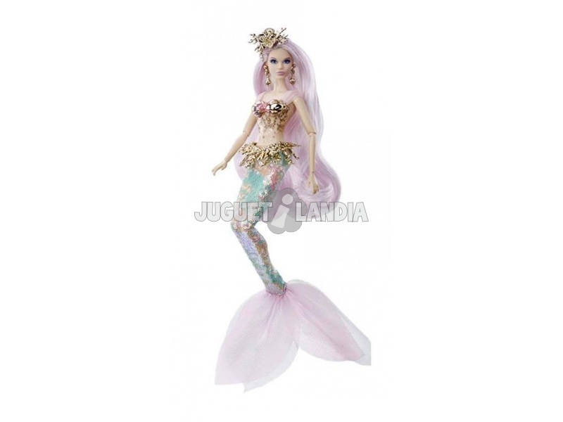Barbie Collector Mythical Muse Mermaid Echantress Mattel FXD51