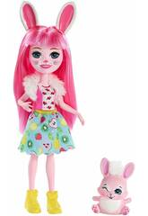 Enchantimals Bree Bunny et Twist Mattel FXM73