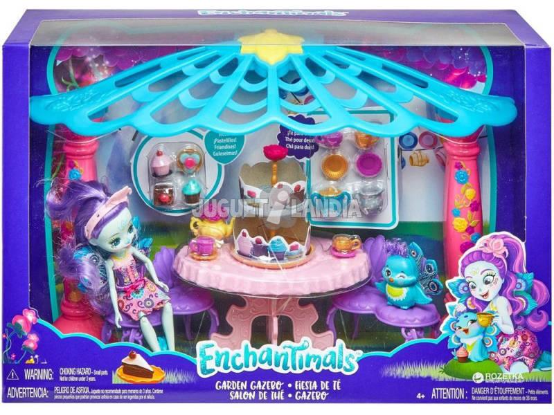 Enchantimals Gazebo dell'amicizia Mattel FRH49