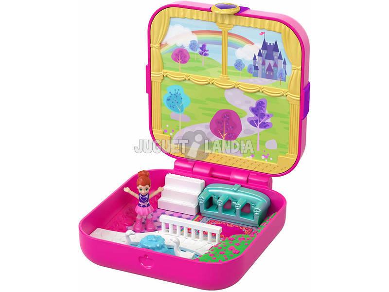 Polly Pocket Mundo Sorpresa Princesas Mattel GDK80