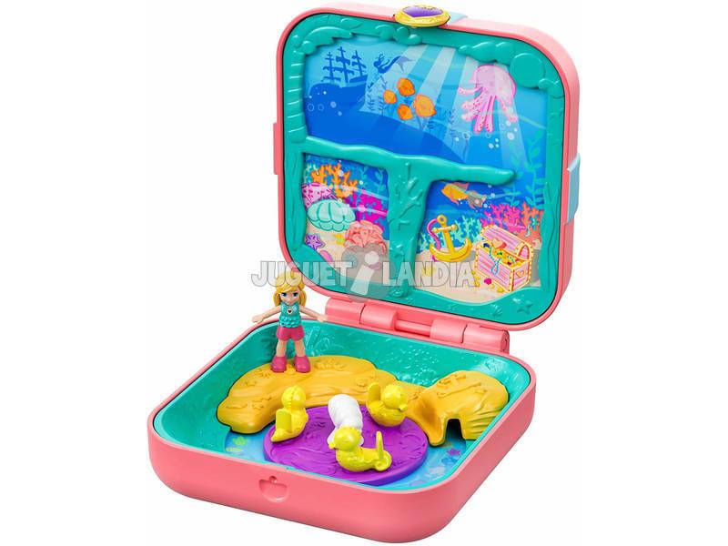 Polly Pocket Baia delle Sirene Nascondigli Segreti Mattel GDK77