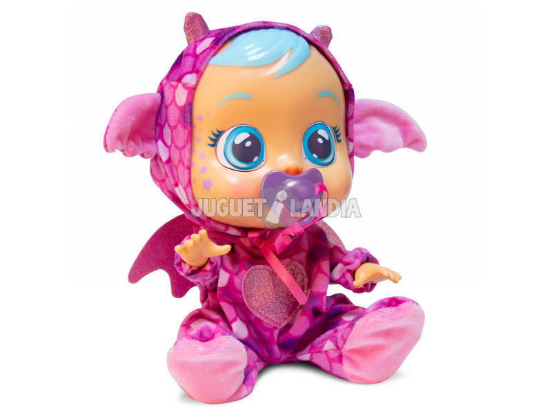 Cry Babies Bambola Fantasy Bruny IMC Toys 99197