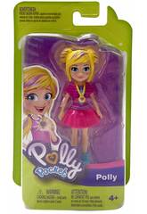Polly Pocket Puppe 9 cm. Mattel FWY19