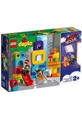 Lego Duplo Movie 2 Besuche von Emmet und Lucy vom Planeten Duplo 10895