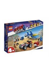 imagen Lego Movie 2 Construye y Arregla de Emmet y Benny 70821