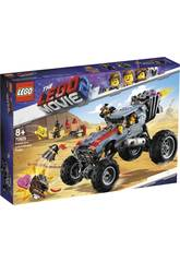 Lego Movie 2 Le buggy d'évasion d'Emmet et Lucy 70829