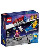 Lego Movie 2 Spezialteam von Benny 70841