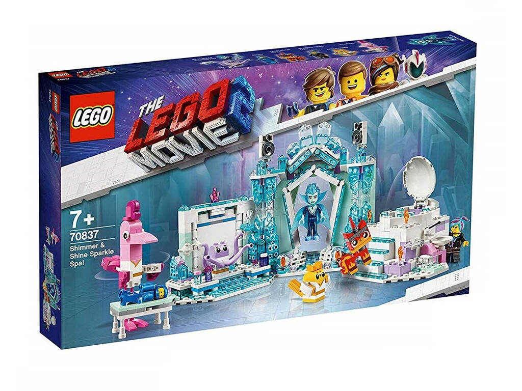 Lego Movie 2 Spa Brilla e Scintilla! 70837