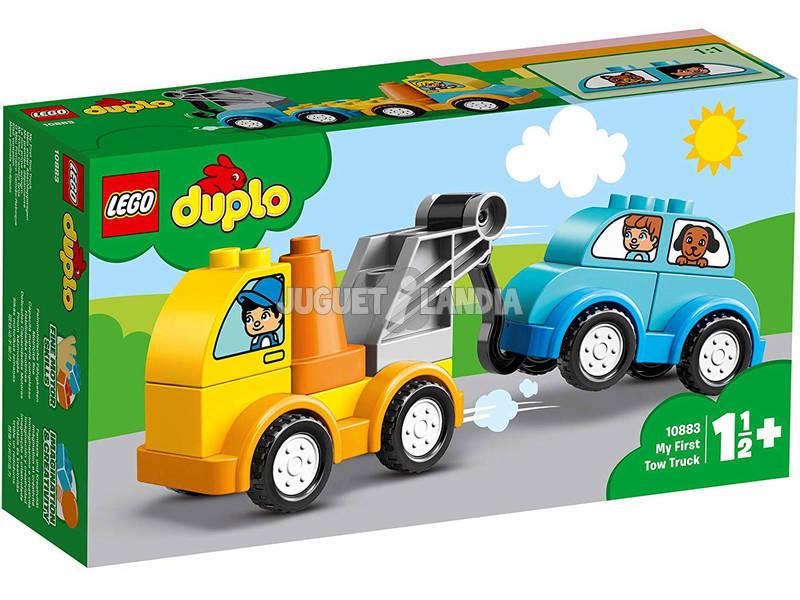 Lego Duplo o Meu Primeiro Camião Guindaste 10883