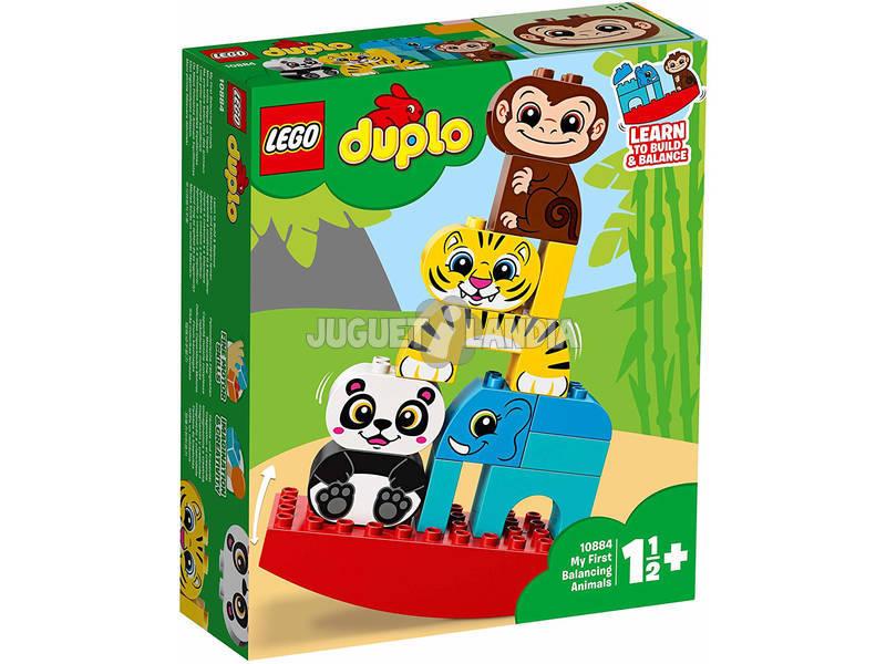 Lego Duplo Mi Primeros Animales Equilibristas 10884